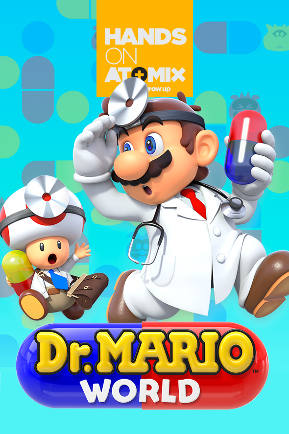 Hands On Dr Mario World