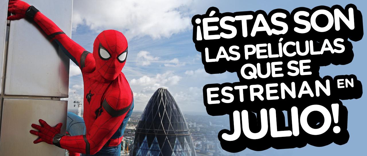 Pelis JULIO 2019