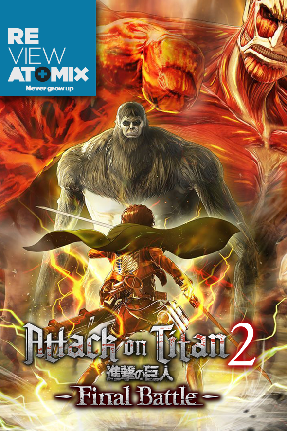 Review Attack on Titan 2 Final Battle