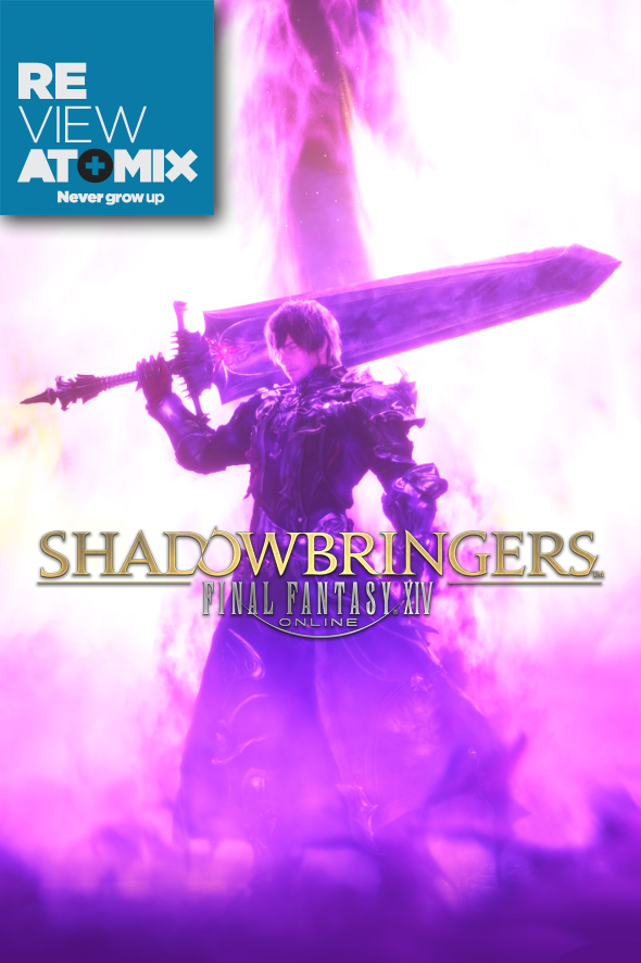 Review Final Fantasy XIV Shadow Bringers