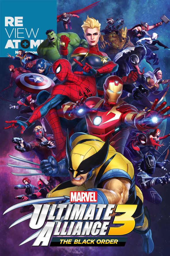 Review Marvel Ultimate Alliance 3