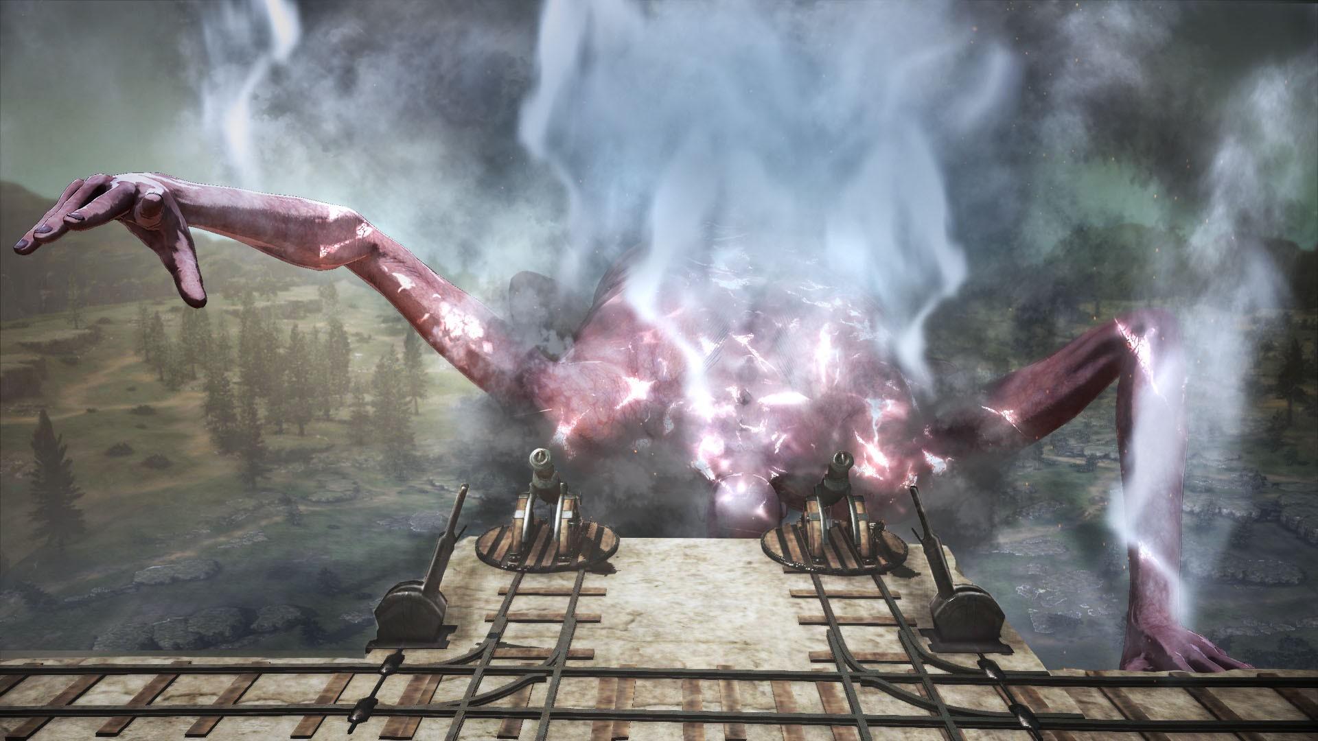 Attack On Titan 2 Final Battle Upgrade Pack Wallpaper 2 Atomix