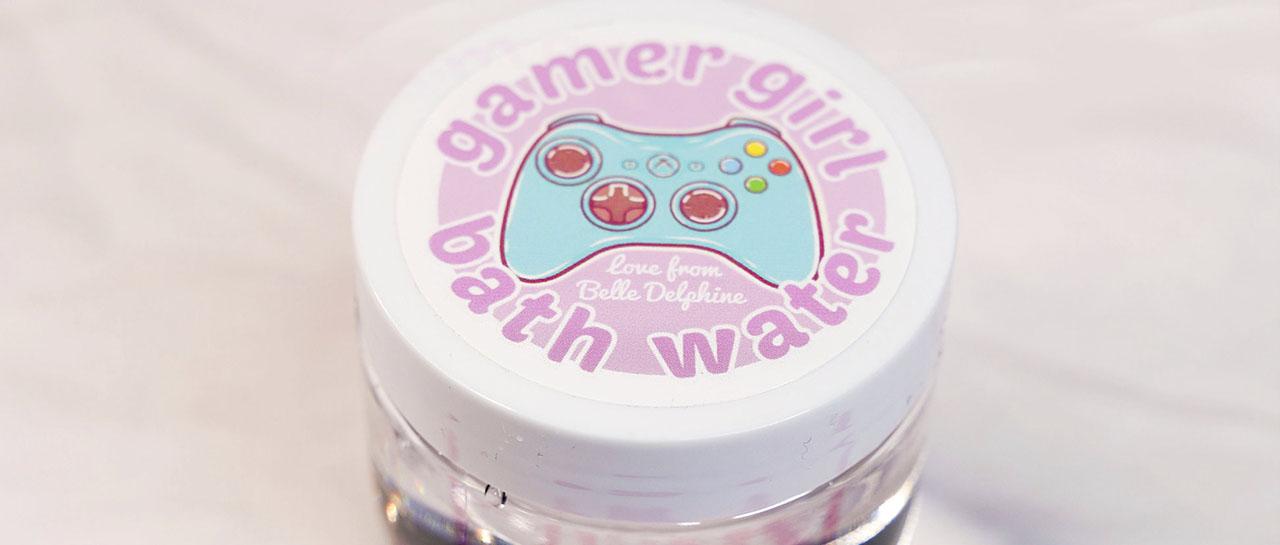 gamer water