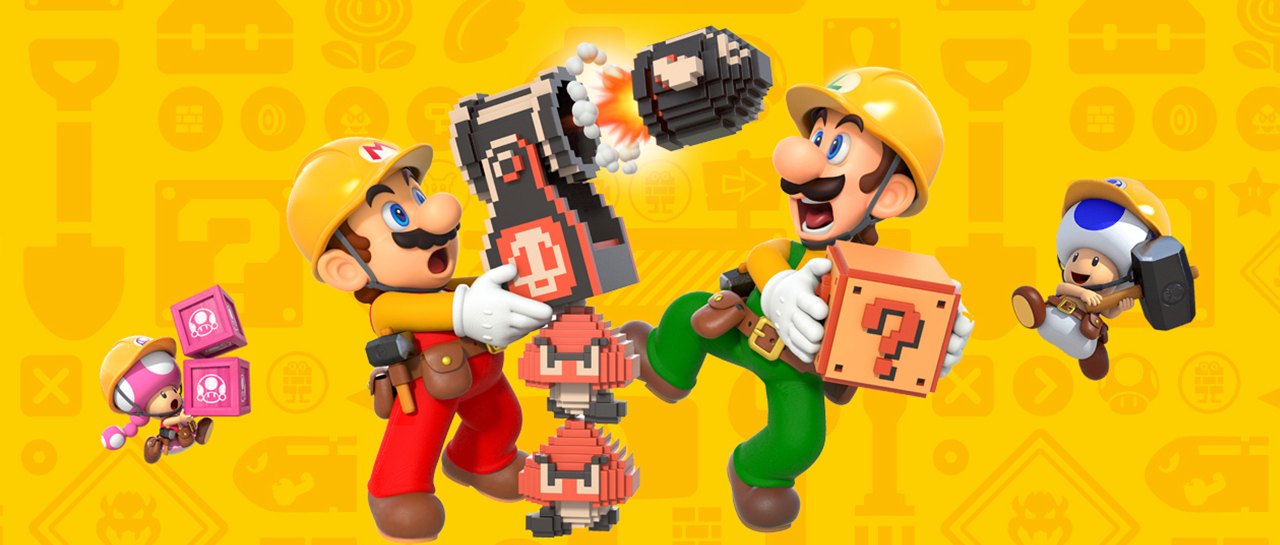 Nintendo eliminates level 2 in Super Mario Maker 2 inspired