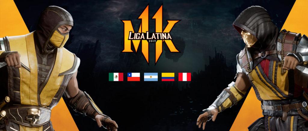 """Warner Bros. y ESL anuncian """"La Liga Latina de Mortal Kombat 11""""   Atomix"""