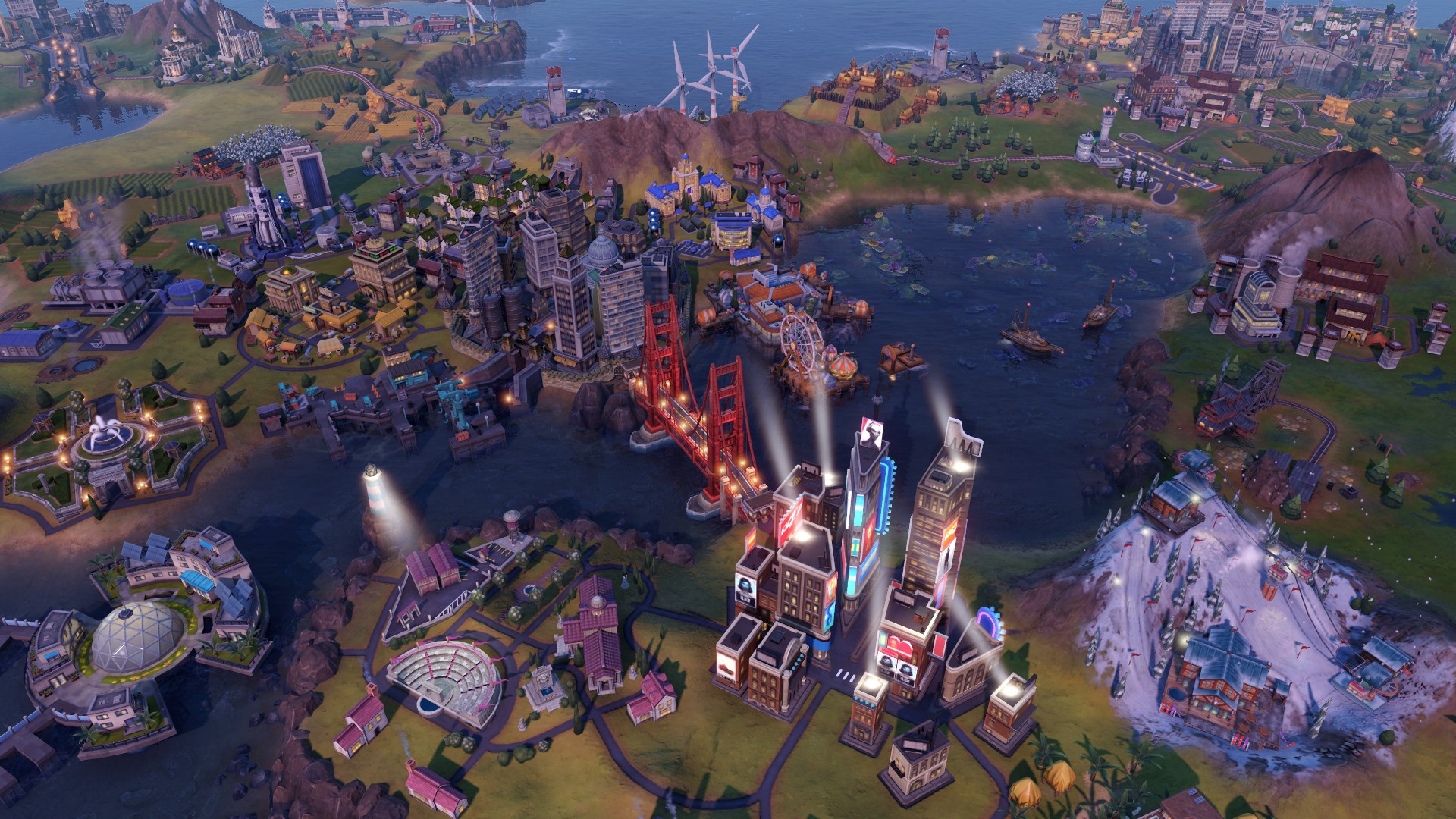 Sid Meiers Civilization Vi Gathering Storm Wallpaper 2 Atomix