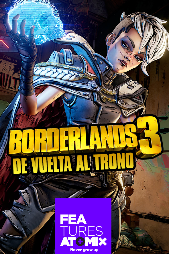 Feature Borderlands 3