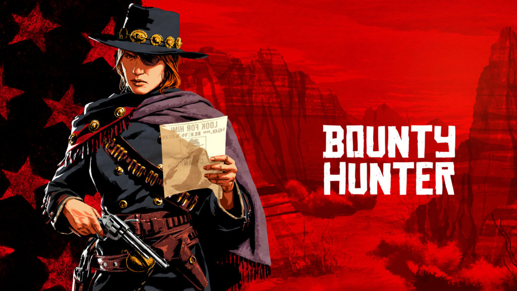 Red Dead Online – 8 2 2019 – bounty-hunter