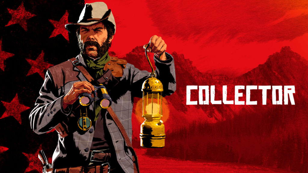 Red Dead Online – 8 2 2019 – collector