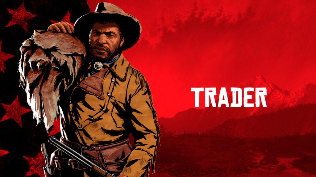 Red Dead Online – 8 2 2019 – trader