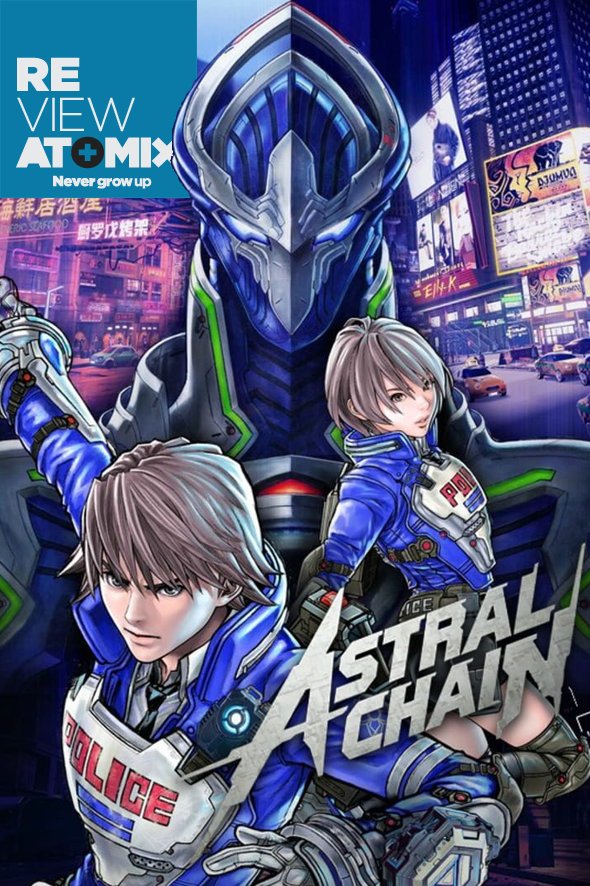 Review Astral Chain