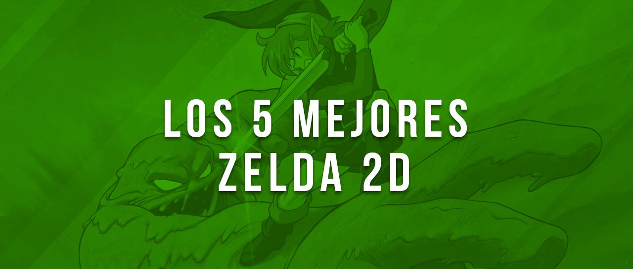 Buzz Zelda 2D