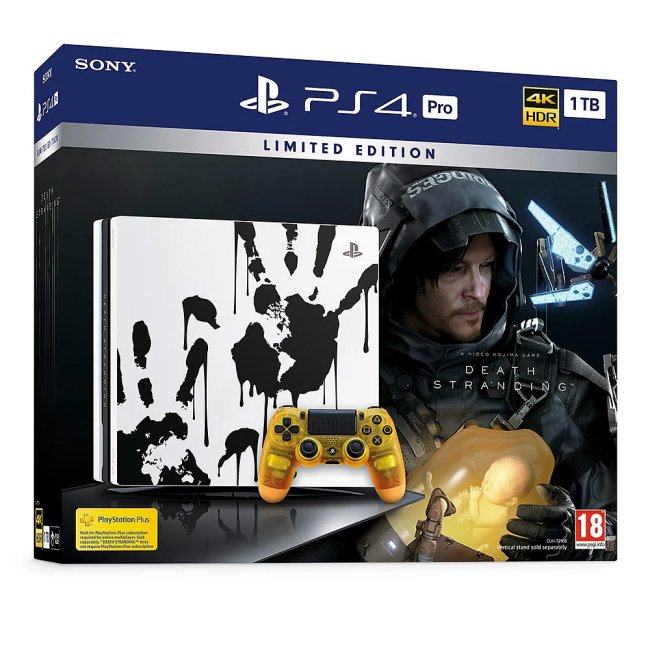 Death-Stranding-PS4-Pro-GAME-Preorder