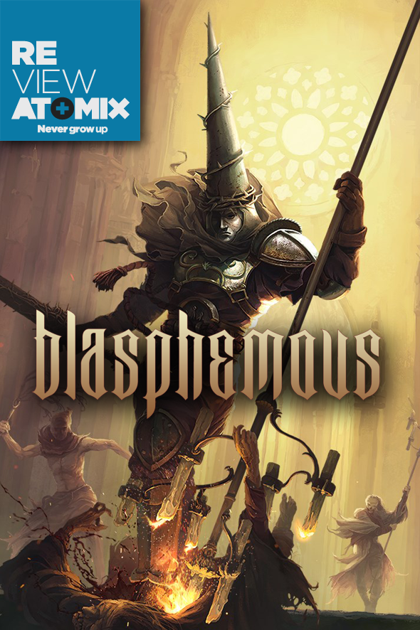 Review Blasphemus