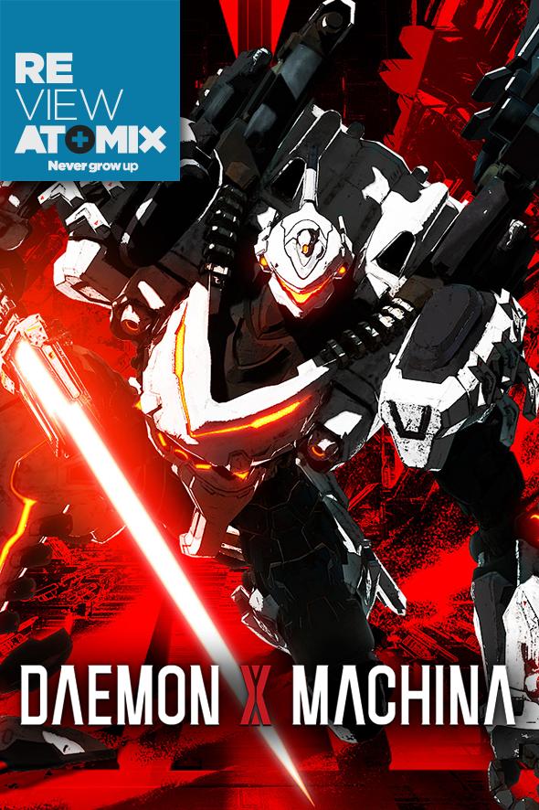 Review Daemon X Machina