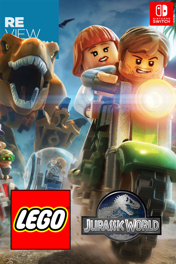 Review Lego Jurassic World Switch