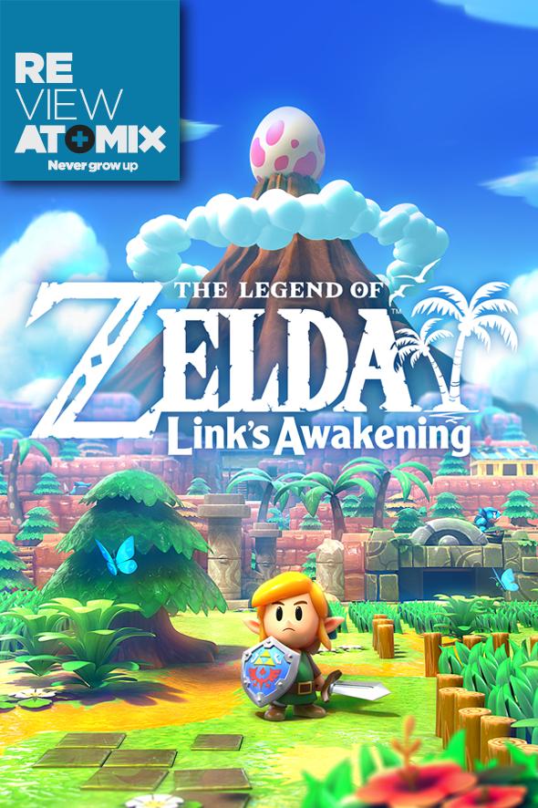 Review Links Awakening