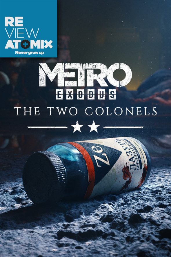 Review Metro Exodus The Two Colonels