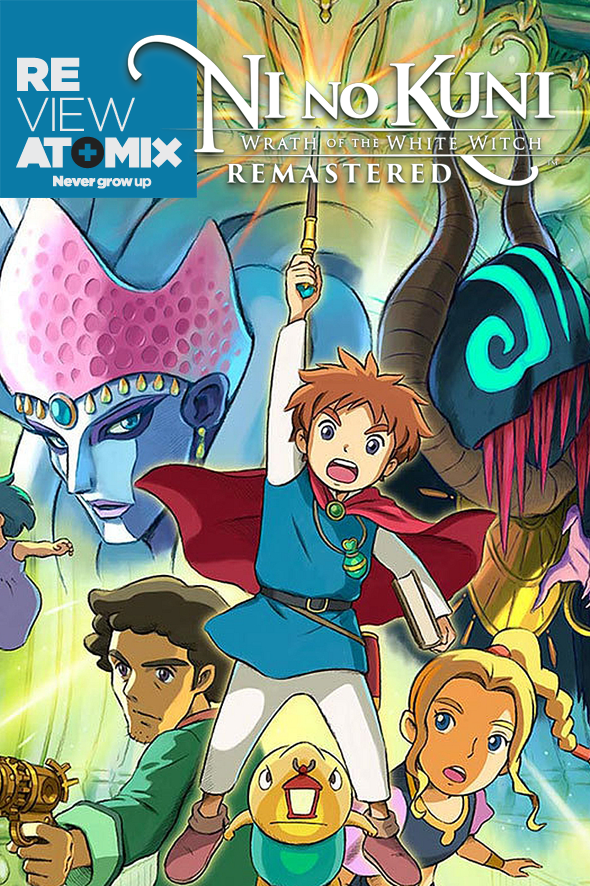 Review Ni no Kuni Remastered