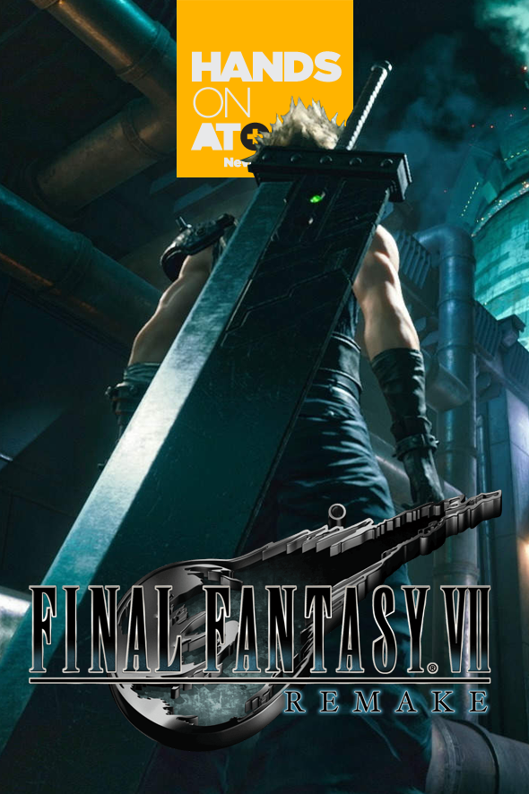 Hands On FF VII Remake