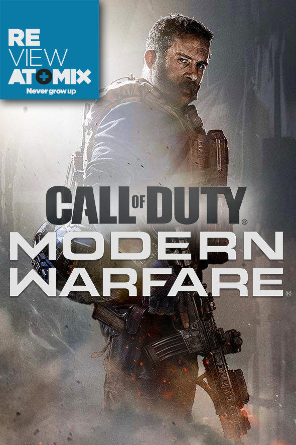 Review Call of Duty Modern Warfare