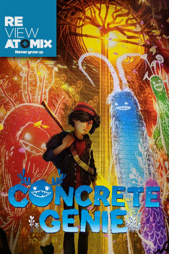 Review Concrete Genie