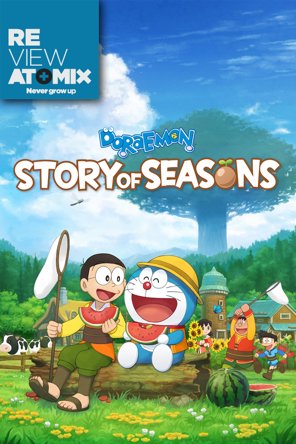 Review Doraemon Story of Season