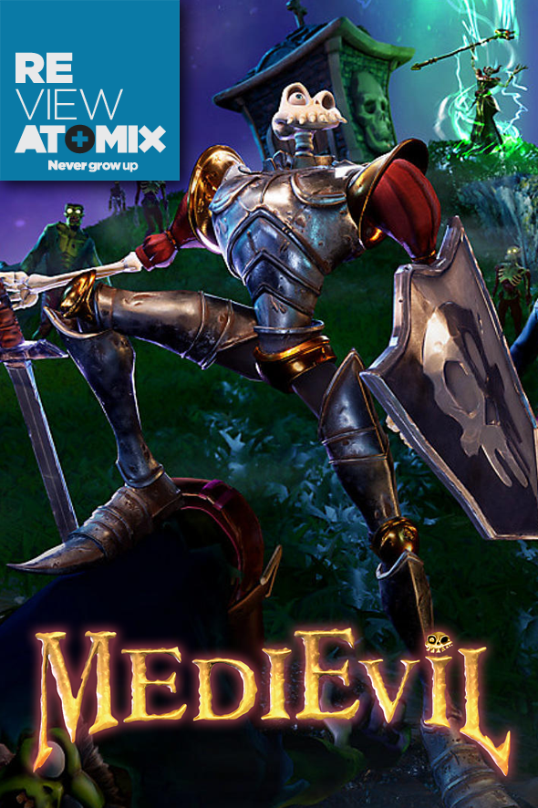 Review Medievil