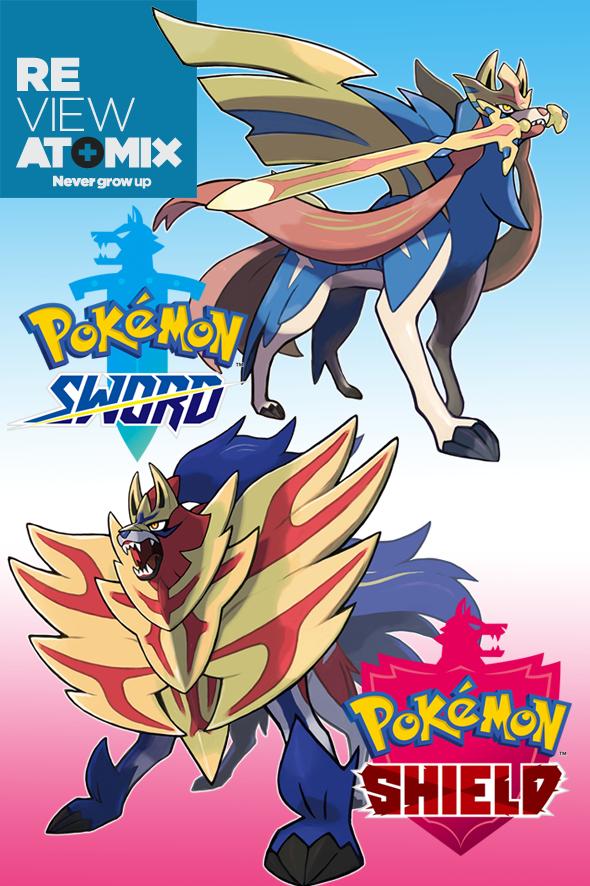Review Pokémon Sword & Shield