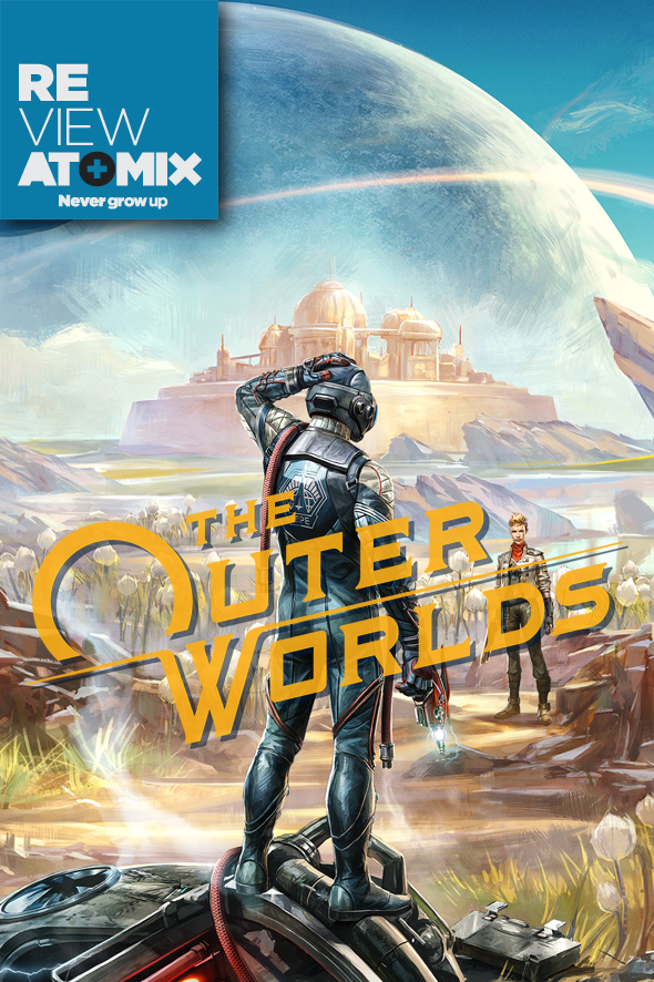 Review The Outer Worlds