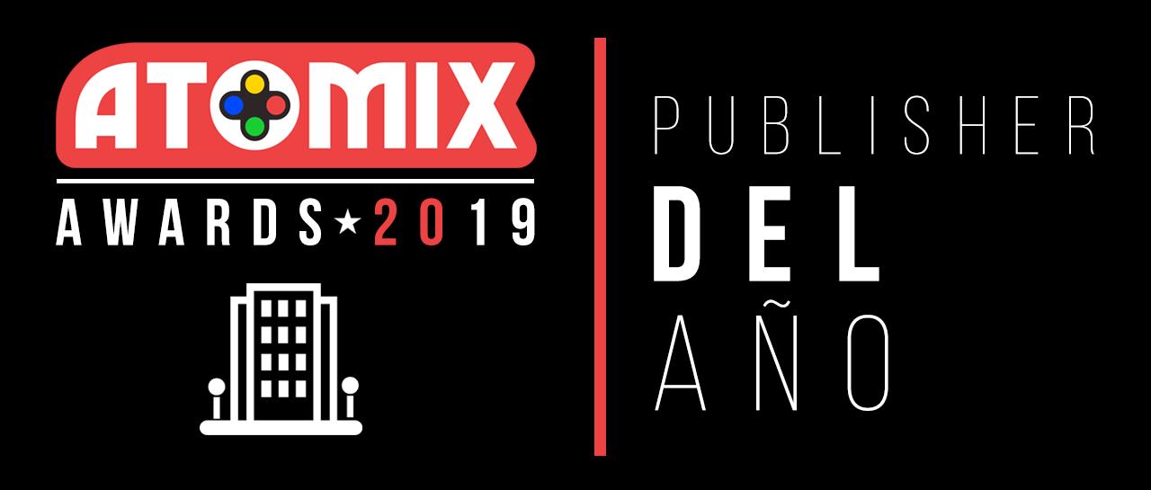 Publisher Awards 2019