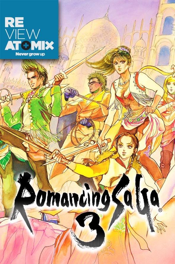 Review Romancing Saga 3 copy