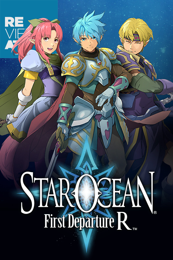 Review Star ocean first departure r