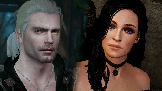 The-Witcher-Mod