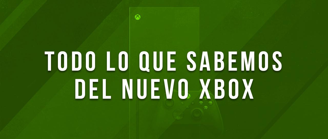 Especial nuevo Xbox
