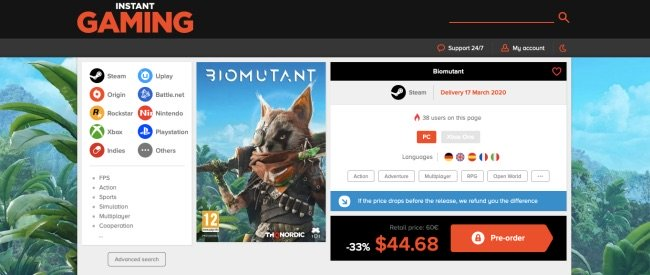 Biomutant-Instant-Gaming-listing