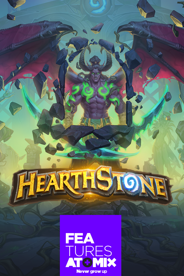 Feature Hearthstone