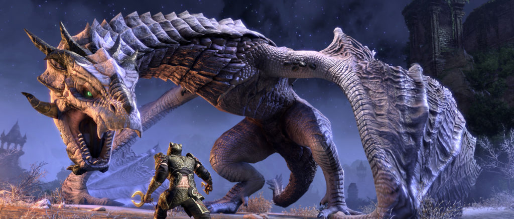 Elder Scrolls Online podría llegar al Xbox Series X y PS5 | Atomix