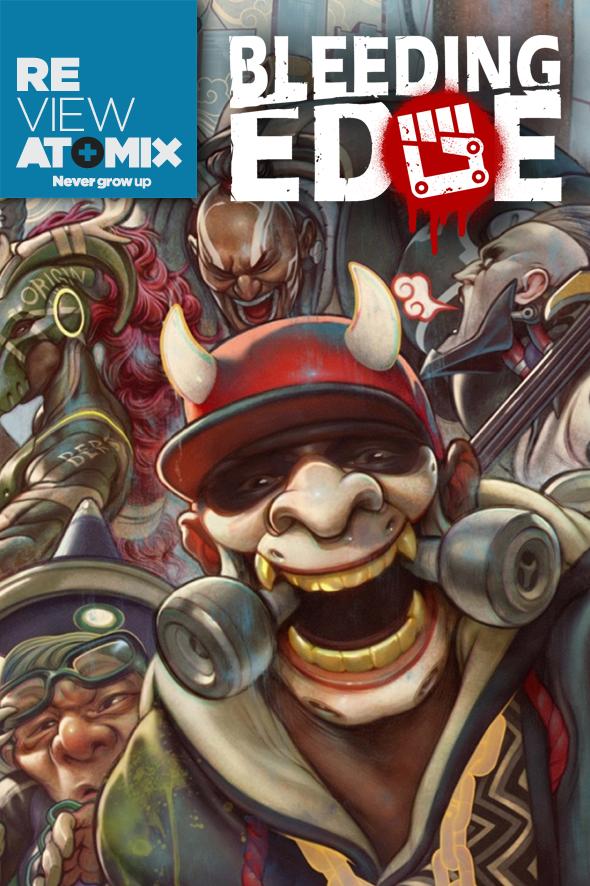 Review Bleeding Edge