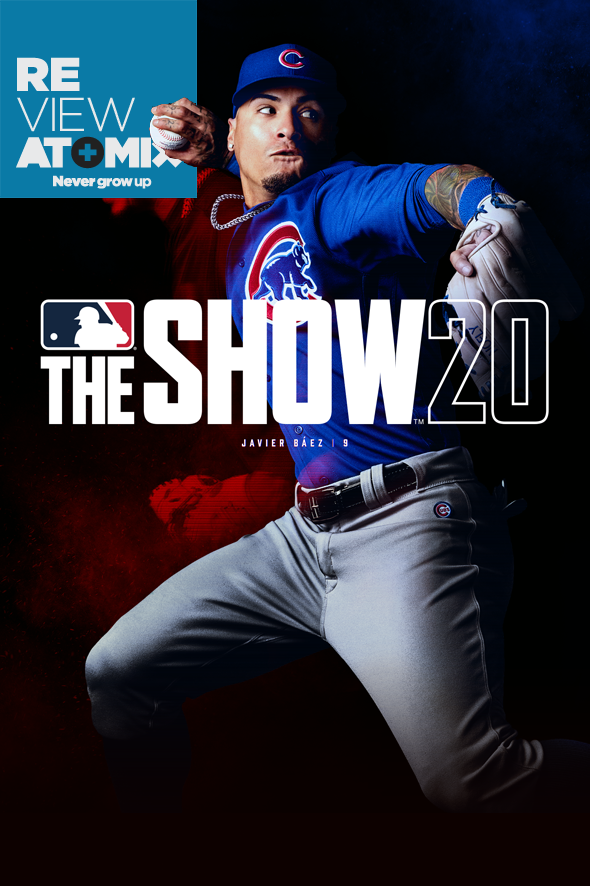 Review MLB The Show 20