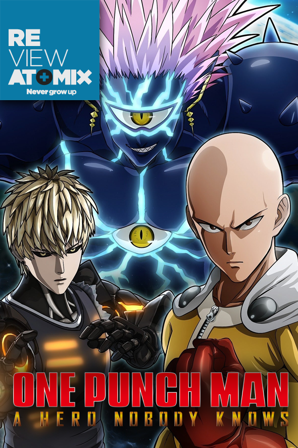 Review One Punch Man AHNK