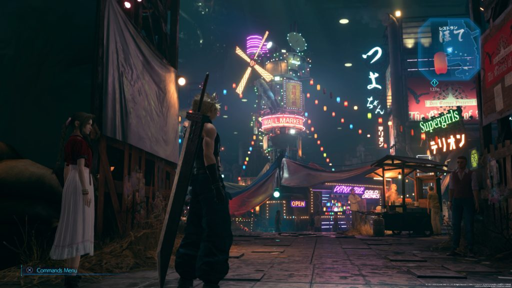 FINAL FANTASY VII REMAKE_20200330162852