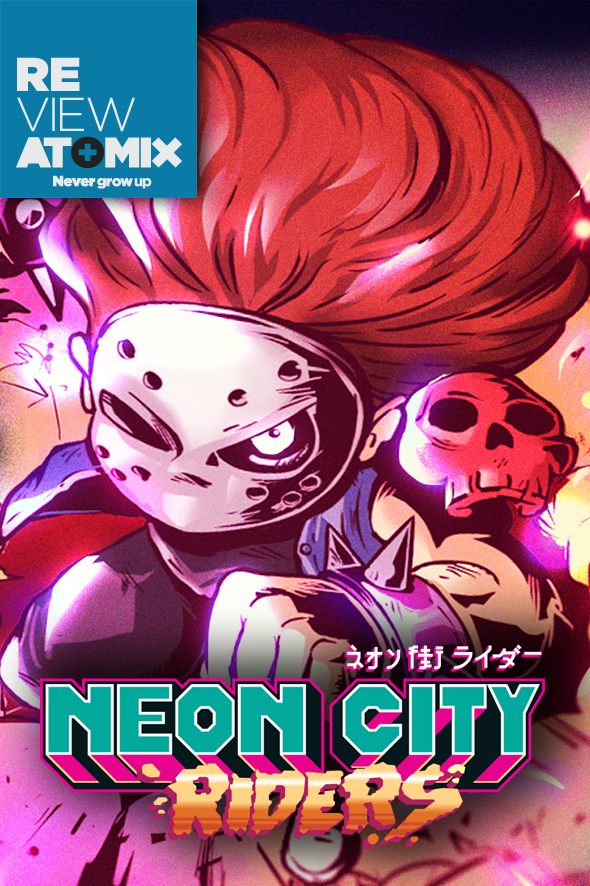 Review Neon City Riders
