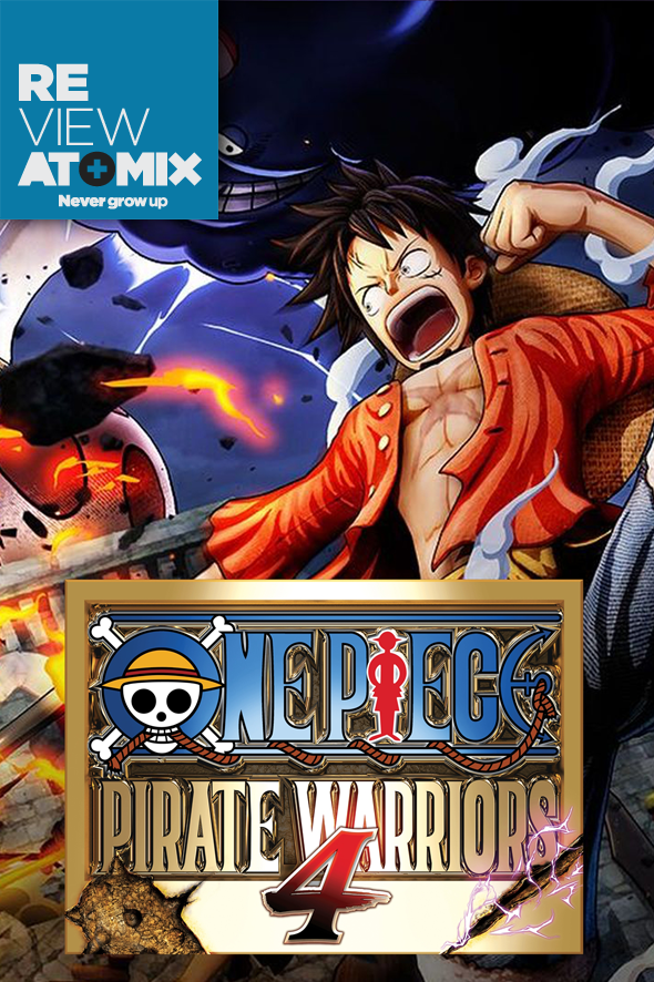 Review One Piece Pirate Warriors 4