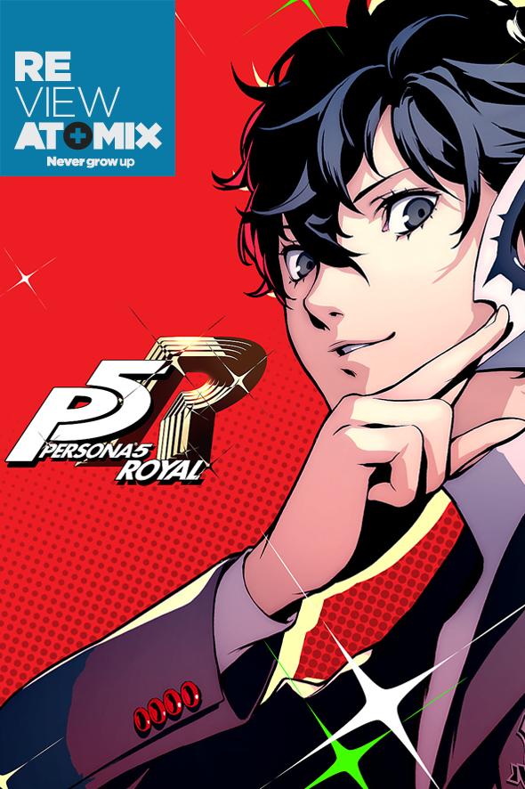 Review Persona 5 Royal