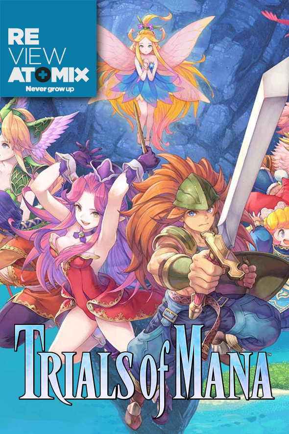 Review Trials of Mana