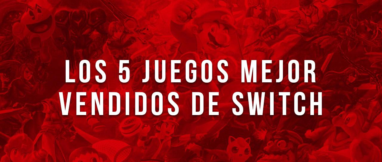 Buzz Juegos Vendidos Switch