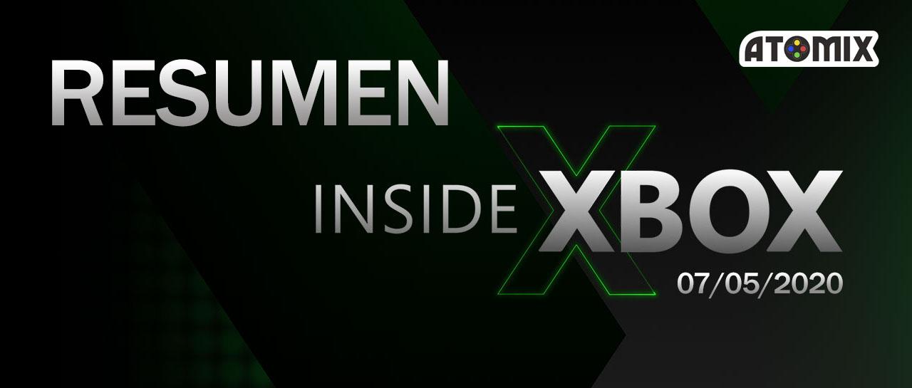 Resumen Inside Xbox Banner
