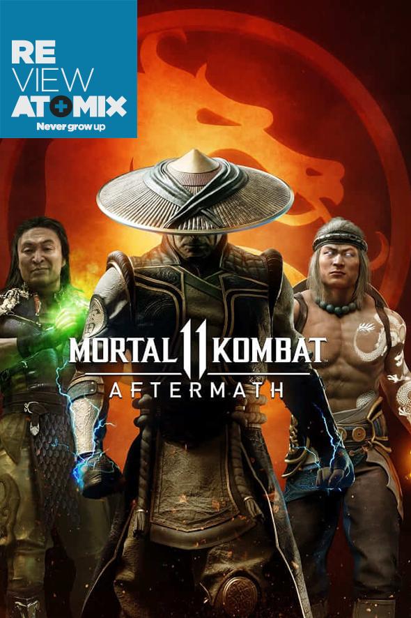 Review Mortal Kombat 11 Aftermath