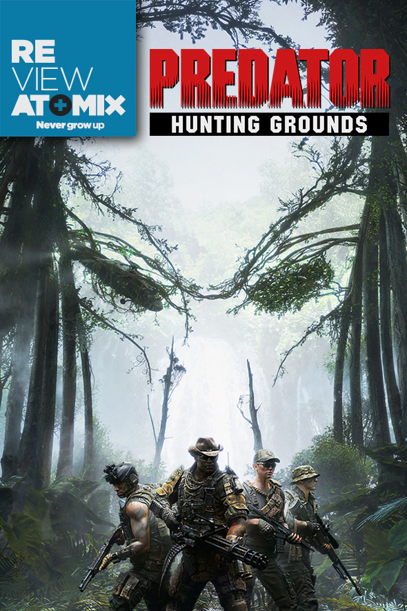 Review Predator Hunting Grounds